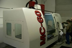 MC-60 CNC Vertical Machining Center